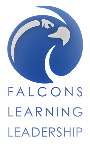 Logo for Falcons Learning Leardship