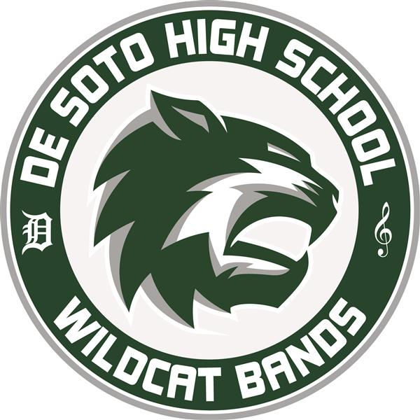 Logo for DHS Wildcat Bands