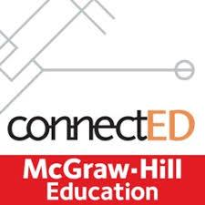 Logo for connect Ed and link to online application.