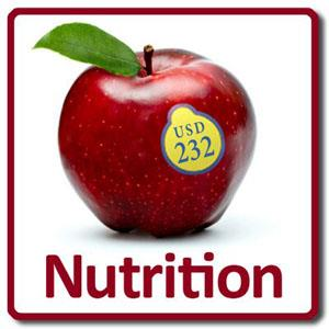 Image of student nutrition department logo.